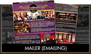 Création d'emailing / mailer