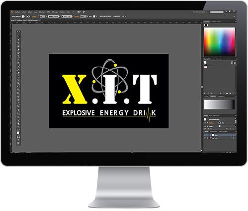 Création de logo à l'aide du logiciel Illustrator