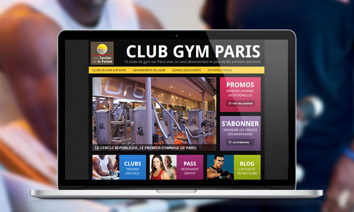 Club Gym Paris