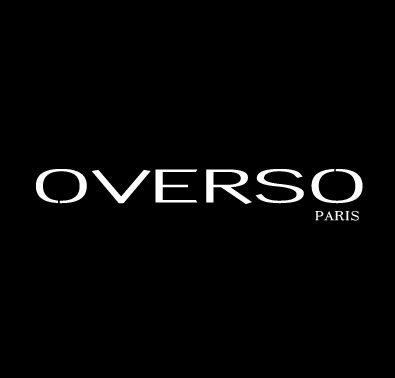 Design logo Overso, marque de bijoux