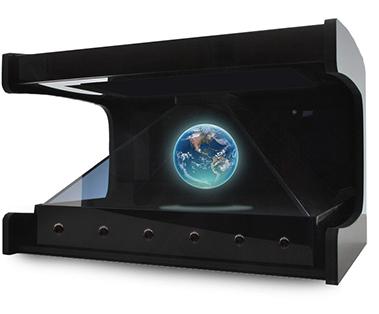 PLV Borne Holographique 3D : SUPERNOVA