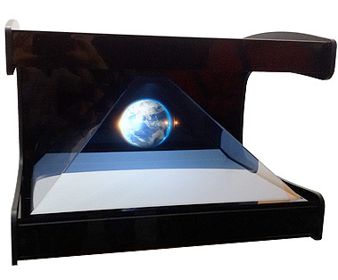 PLV Borne Hologramme 3D : NOVA