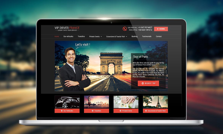 VIP Driver France : chauffeur privé pour vos déplacements privés ou professionnels