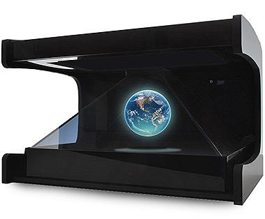 PLV Borne Hologramme 3D : SMART