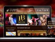 Clubbing-paris.fr : Site Wordpress Responsive SEO
