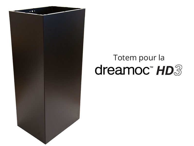 Totem pyramide holographique Dreamoc HD3