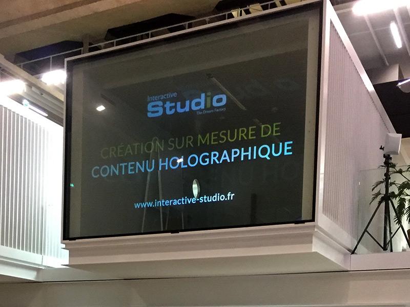 Film holographique
