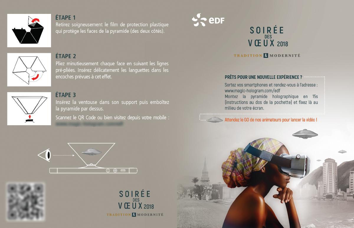 Leaflet EDF