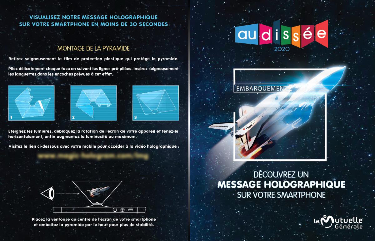 Leaflet La Mutuelle Générale