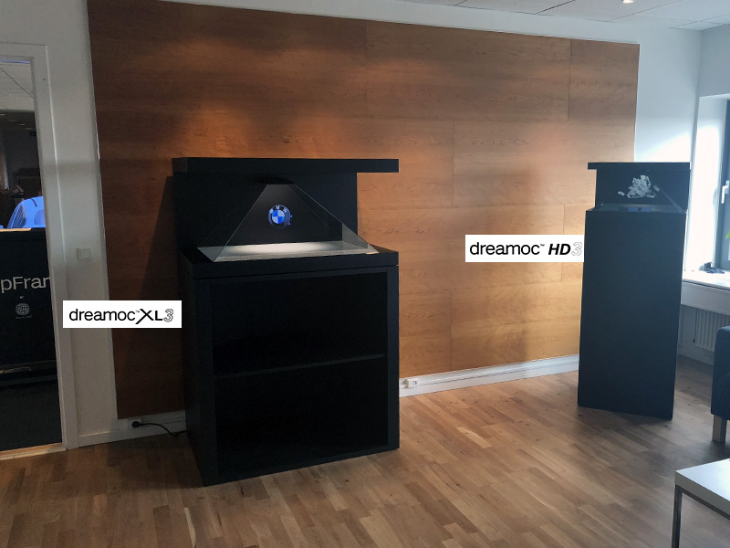 Dreamox XL3 vs HD3