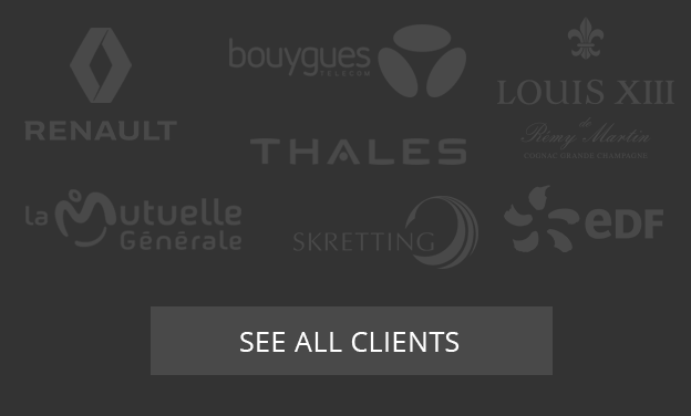 They trust us : Interactive Studio