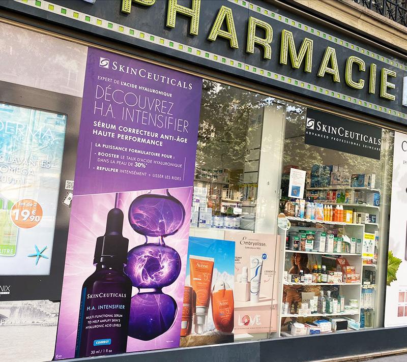 Les sérums SkinCeuticals arrivent en pharmacie