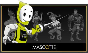 Création de mascottes