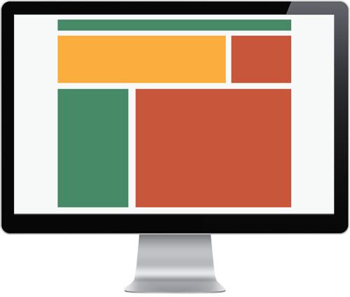 Création de bannière pour site web