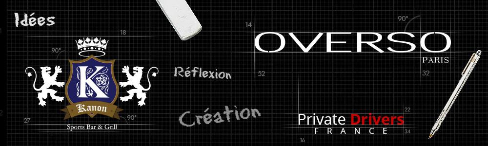Création de logo - Agence graphique Paris