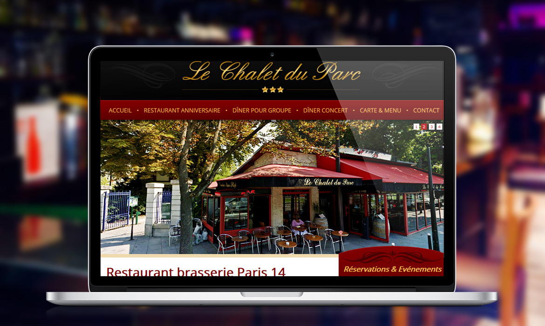 Restaurant Chalet du Parc