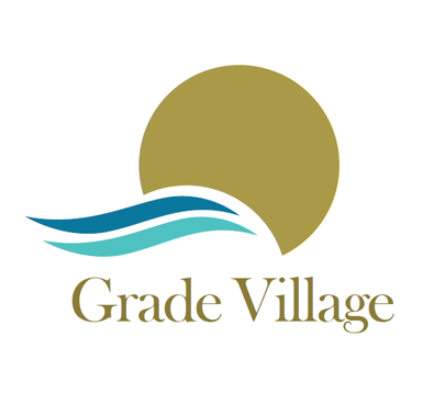 Logotype Grade Village