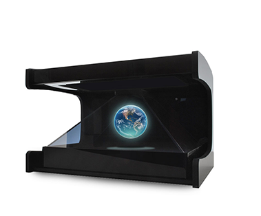 PLV Borne Holographique 3D : NOVA
