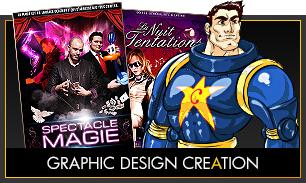 Graphic design company