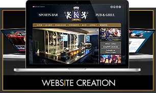 Creation of customized website