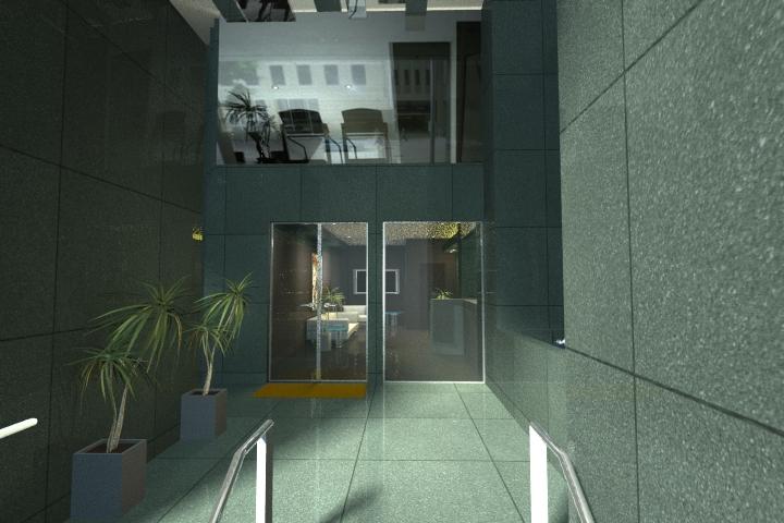 Projet 3D 655 Hope Street