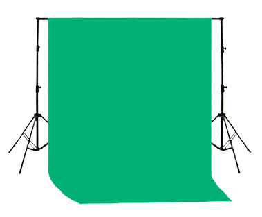 Location de studio fond vert
