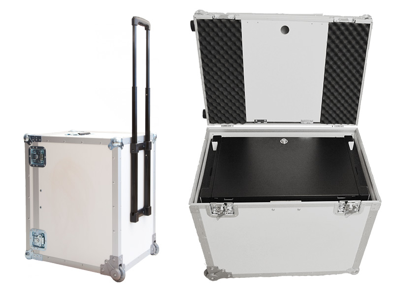 Flightcase de transport pour la Dreamoc HD3
