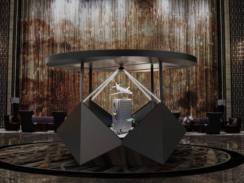 Display Holographique de réalité mixte : Dreamoc Diamond