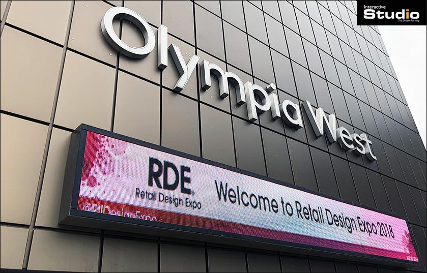 Bienvenue à la Retail Design Expo 2018