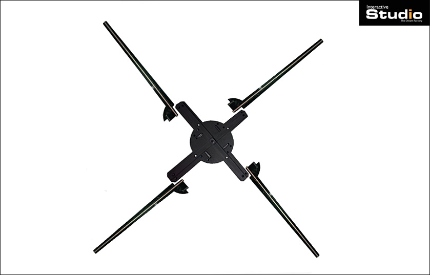 HoloRotor XL Holographic fan