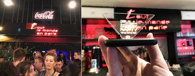 Les hologrammes font la Fête de la Musique au TLMP Montparnasse