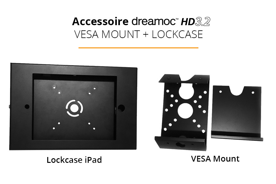Vesa Mount Dreamoc HD3.2