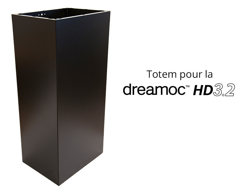 Totem pyramide holographique Dreamoc HD3.2