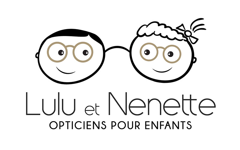 Création logo marque de lunette enfants