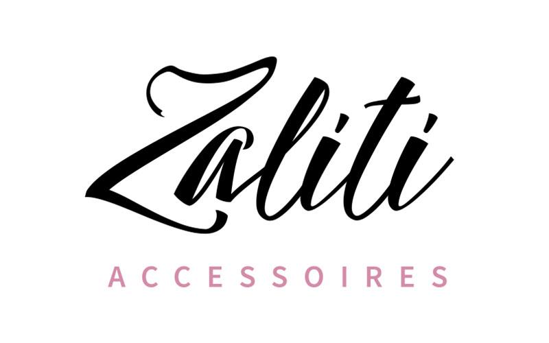 Réalisation du logo Zaliti Accessoires