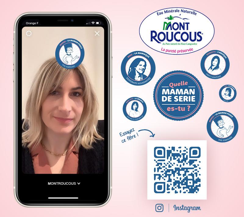 Filtre Carrousel Instagram Mont Roucous